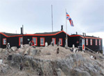 Britse hotspot op Antarctica - Welcome to Port Lockroy, the Antarctic Treaty Historic site N° 61