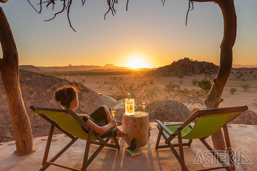 Begeleide reizen naar Botswana & Namibië - Foto 2