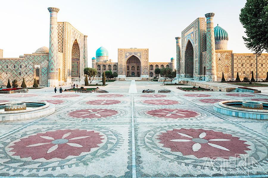 Parels van de Zijderoute: reizen naar Iran, Oezbekistan, Armenië en Georgië - Foto 2