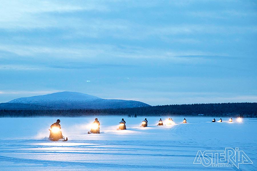 Winters Lapland 2020-21 - Foto 3