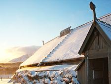 Bezoek aan het Lofotr Viking Museum in Borg