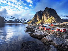 De Arctische Kathedraal, hét landschapskenmerk van Tromsø