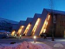 Een bezoek aan Polaria is een leuke manier om alles te weten te komen over de unieke ecologie en het zeldzame onderwaterleven van Noord-Noorwegen