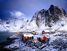 In de Lofoten komt de natuur- en cultuurliefhebber volop aan z'n trekken