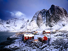 Winter, lente, zomer of herfst? De Lofoten hebben elk seizoen wel iets unieks en wondermoois te bieden