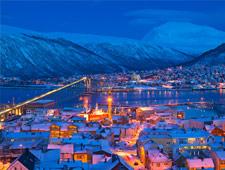Tromsø biedt tal van shopmogelijkheden, levendige cafeetjes en zo veel meer