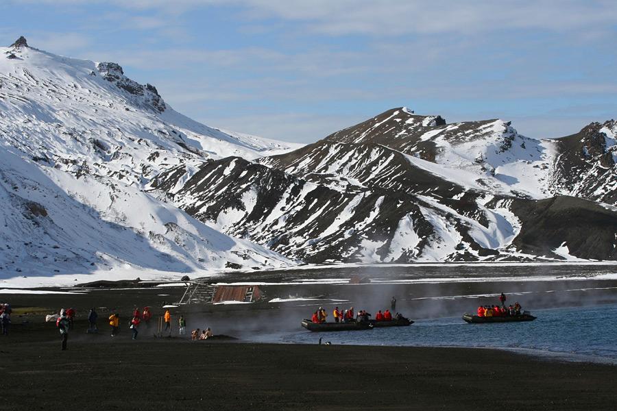 Fotoalbum 14 Daagse Poolexpeditiecruise Naar Antarctica Asteria Expeditions