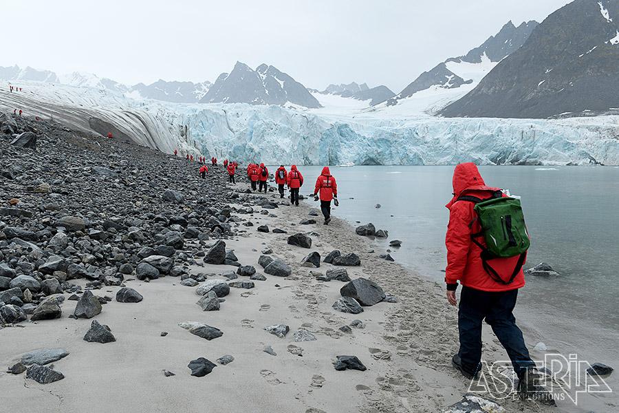 Expeditiecruise rond West-Spitsbergen - Foto 2