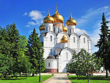 Moskou tot Sint-Petersburg cruise - Volga Dream - 12 dagen